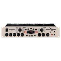 Pedaleira De Rack Bass V-amp Pro Behringer Multi 32 Efeitos