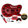 Pedaleira Guitarra Vamp3 + Interface Uca222 Behringer