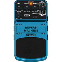 Pedal Reverb Machine Rv600