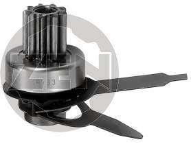 Bendix Impulsor Motor Partida Escort Apolo Logus C/ Motor