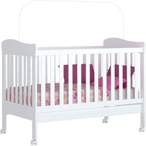 Berço Americano Mini-cama Algodão Doce Inmetro 100% Mdf Bebê