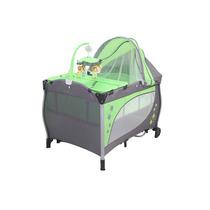 Berço Desmontável Baby Style Balanço Verde