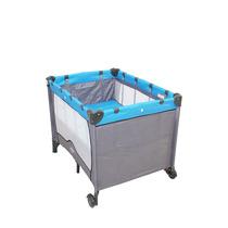 Berço Desmontável Baby Style Compacto Azul