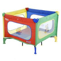 Berço Para Bebê Playground Básico Burigotto
