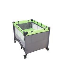 Berço Desmontável Baby Style Compacto Verde