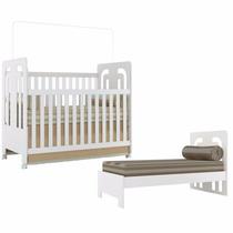 Berço De Bebê Mini-cama Com Grade Móvel Maça Do Amor Henn