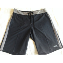 Bermuda Shorts De Água Surf Quiksilver Tamanho 44/46 (36us)