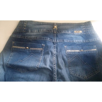 Short / Bermuda Jeans 38 Sawary