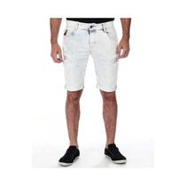 Bermuda Jeans Masculina Sawary Promoção