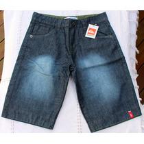 Bermuda Jeans Masculina Quiksilver Hollister Oakley Calvin K
