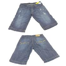 Bermuda Feminina Sawary Jeans Pronta Entrega Ref 236301