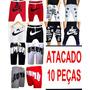 Calça Moletom Nike Atacado Shorts Moletom Nike Sumemo Ny