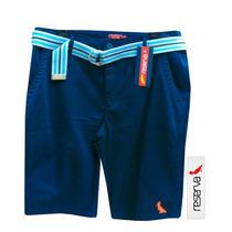 Bermuda Jeans Color Reserva Masculina (frete Grátis)