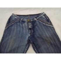 Bermuda Feminino Jeans Cambos Tamanho 52