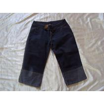 Bermuda Jeans Feminino Nix Jeans Tamanho 36