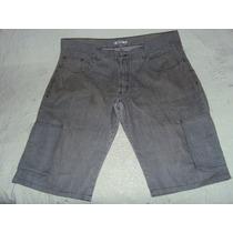 Bermuda Jeans Masculino Marisa Tamanho 54