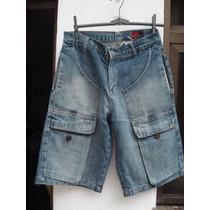 Bermuda Jeans Da Hand Book Tam P