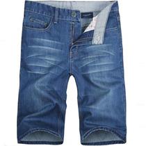 Bermuda Jeans Quiksilver, Abercrombie, Calvin Klein E Oakley