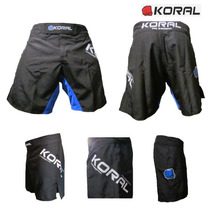 Bermuda Koral Pro Submission Black Blue