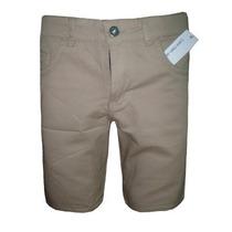 Bermuda Calvin Klein Jeans Marrom