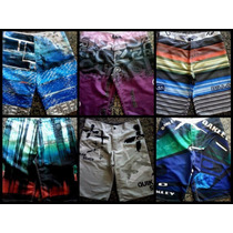 Kit 3 Shorts Tactel Maculino Barato Surf Praia