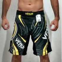 Bermuda Masculina Venum Original Mma Ufc Fightshorts Nova