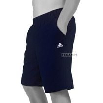 Shorts Adidas Bermuda Sp2 Bolsos Laterais Climalite Tenis