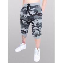 Bermuda Saruel Swag Masculino Hip Hop Shorts