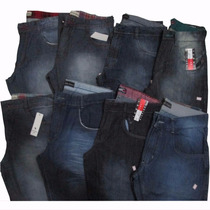 Kit 5 Bermuda Jeans Masculina Hollister Lacoste Tommy Calvin