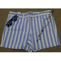 Shorts Feminino Tommy Hilfiger - Tam 42/44
