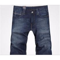 Bermuda Jeans Masculina Tam. 46 Bolsos