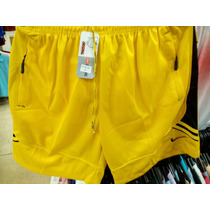 Kit 5 Bermudas Shorts Tactel Adidas Ou Nike 100% Original