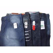Kit Bermuda Jeans Masculino Lote 10 Unidades Atacado Revenda