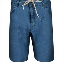 Bermuda Jeans Element Straight Stoned