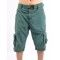 Bermuda Masculina Osmoze Jeans Cargo Original Promoção
