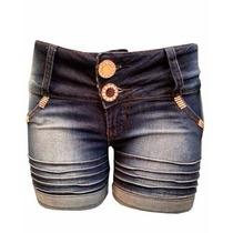 Bermuda Jeans Pit Bull Feminina Ptb121