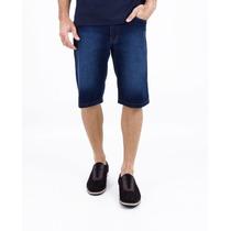 Bermuda Jeans Masculina Lycra Tamanho Grande 50,52,54,56,58