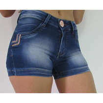 Bermuda Jeans Feminina Pedal