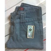 Bermudete Jeans Feminina Tamanho (44) Promoção