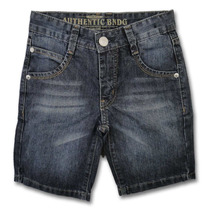 Bermuda Infantil Menino Jeans Davis Authentic Banana Dange