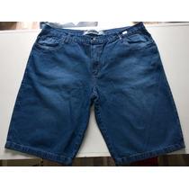 Bermuda Jeans Masculina Todos Os Tamanhos Até Plus Size
