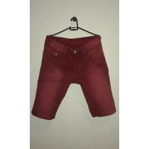 Bermuda Masculina Sawary Jeans