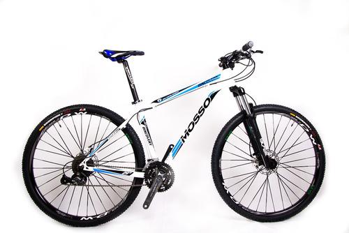 Bicicleta Mosso Discovery Mtb Tam. M Frete Gratis - R$ 2.799,00 no