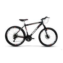 Bicicleta Wny Freio Disco, 21v, Kit Shimano E Suspensão
