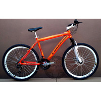 Bicicleta Mtb Canadian X-terra Curva Kit Shimano Freio Disco