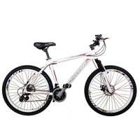 Bicicleta Alumínio Freio À Disco 21v Shimano Frete Grátis