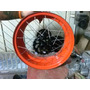 Roda Bike Chopper Aro 13 Cubo Simples - Ogro Bike