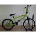 Bicicleta Pro-x Série 9 Verde Com Preto Original