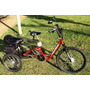 Triciclo Carona Elétrico 500 Watts 36 Volts Wind Bikes