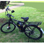 Bicicleta Elétrica Modelo Light 250w 36v C/ Bateria Frog 8ah